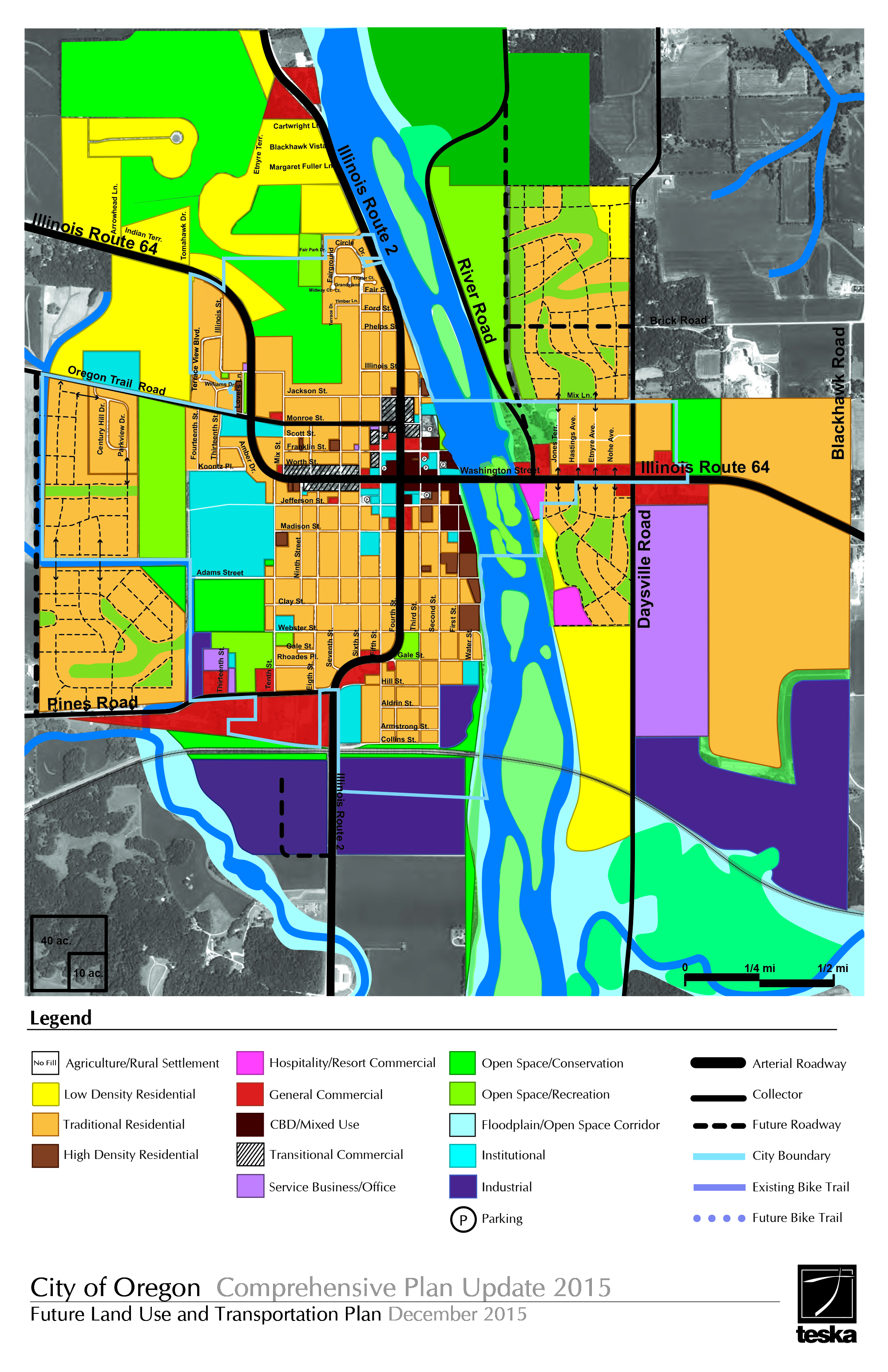 Develop Oregon Illinois Development Incentives on city of los angeles map, city of boise airport map, city of gold coast map, city of elgin map,
