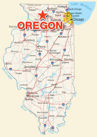 Develop Oregon Illinois Home Page